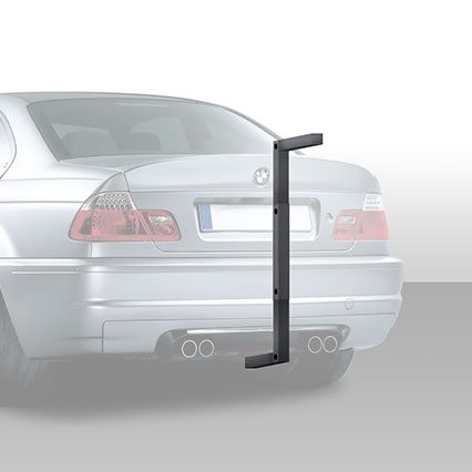 Step 1: Connect to Tow Hitch